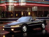 Photos of Buick Reatta Convertible 1988–91