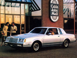 Buick Regal T-Type Coupe 1983 photos