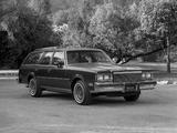 Buick Regal Estate Wagon 1983 photos