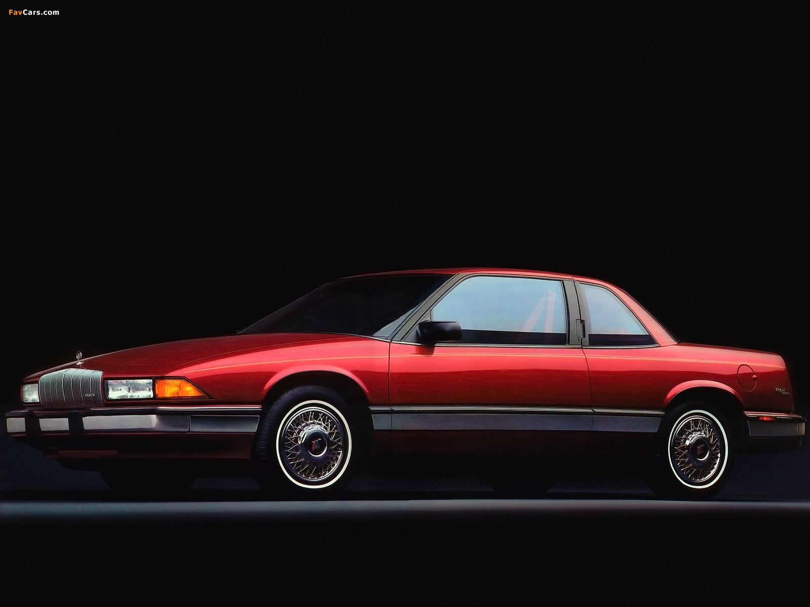 Buick Regal Coupe 1988–93 images (1600 x 1200)