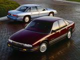 Buick Regal Gran Sport Sedan & Custom Sedan 1992 pictures