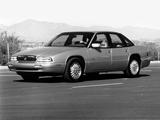 Buick Regal Sedan 1995–97 wallpapers