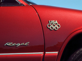 Buick Regal Olympic Edition 1996 wallpapers