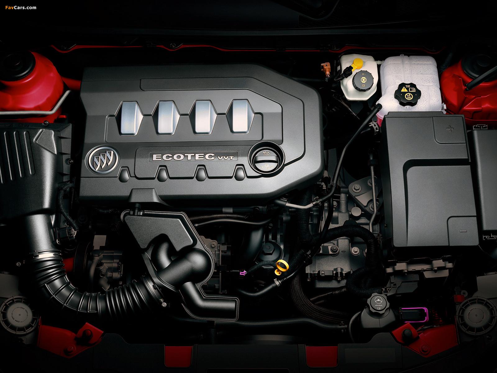 Buick Regal CN-spec 2008–13 images (1600 x 1200)