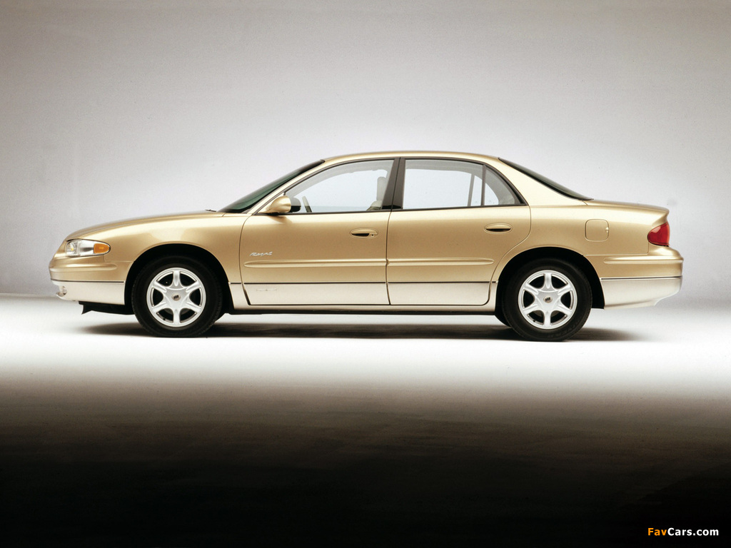 Images of Buick Regal Olympic Edition 2001 (1024 x 768)