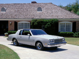Photos of Buick Regal Sport Coupe 1980