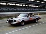 Photos of Buick Regal Indy 500 Pace Car 1981