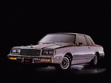 Pictures of Buick Regal T-Type Coupe 1983