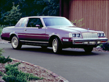 Pictures of Buick Regal Coupe 1986