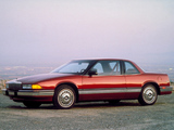 Pictures of Buick Regal Coupe 1988–93