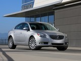 Pictures of Buick Regal 2010–13