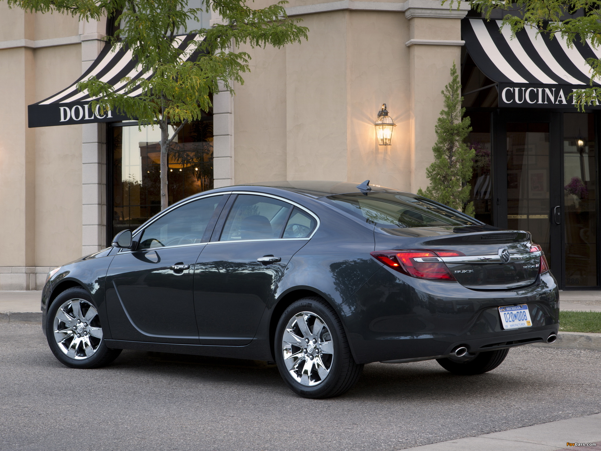 Pictures of Buick Regal 2013 (2048 x 1536)