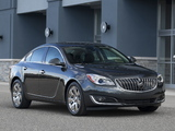 Pictures of Buick Regal 2013