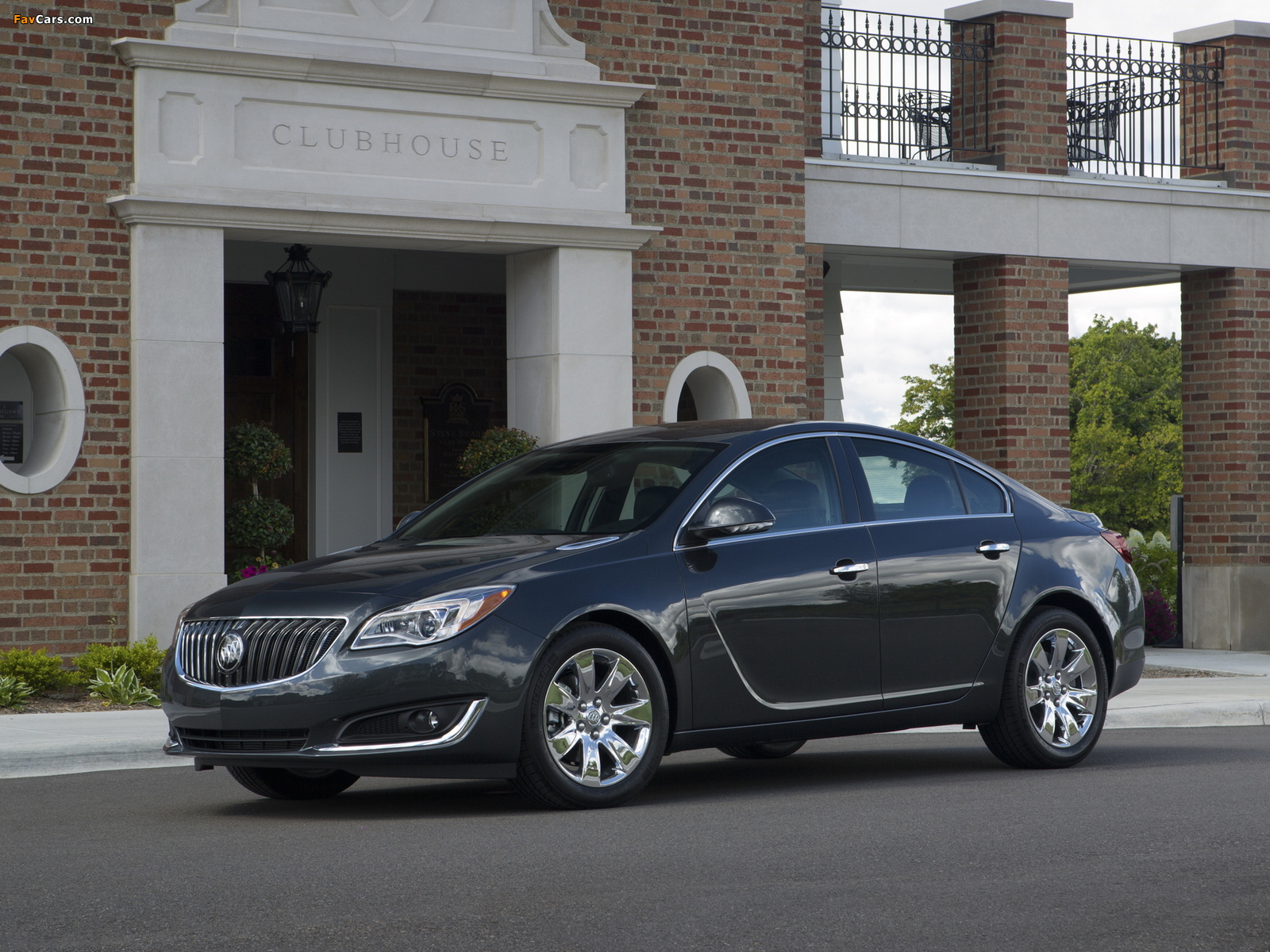 Pictures of Buick Regal 2013 (1600 x 1200)