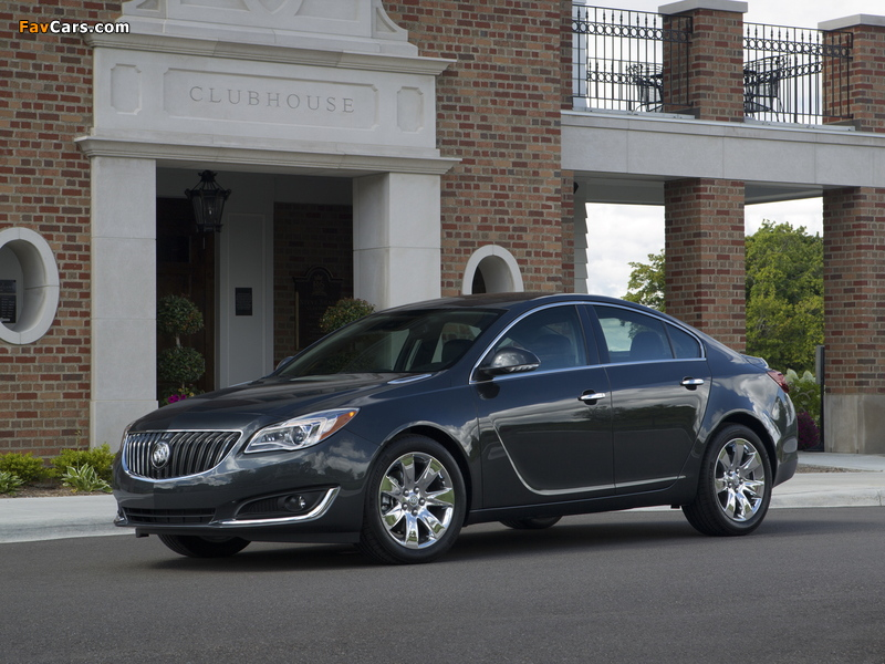 Pictures of Buick Regal 2013 (800 x 600)