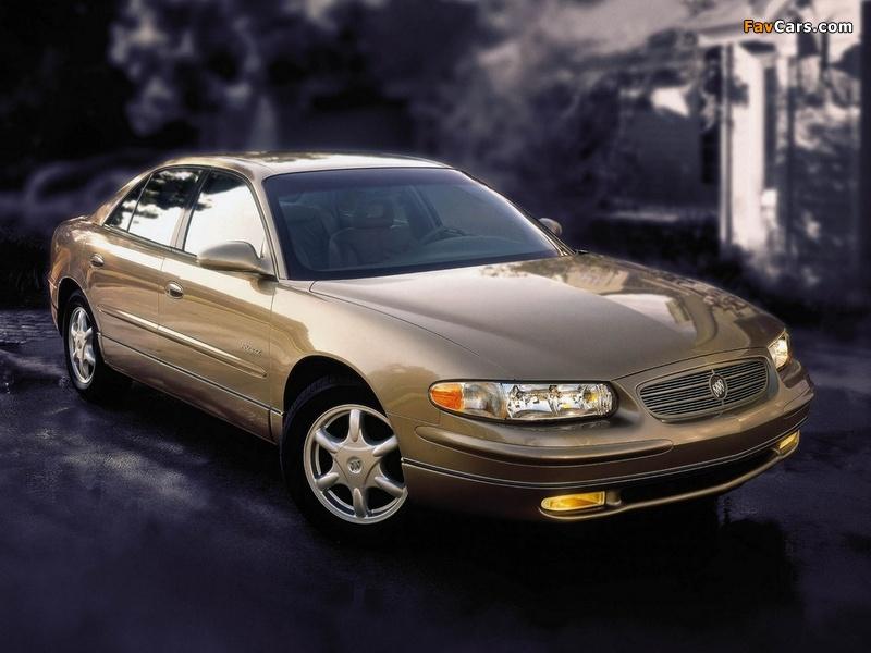 Buick Regal 1997–2004 wallpapers (800 x 600)