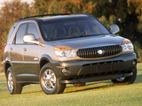 Buick Rendezvous 2001–03 images