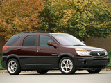 Buick Rendezvous Tour 2001 images