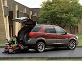 Buick Rendezvous Mobility 2001 photos
