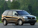 Buick Rendezvous 2004–07 images