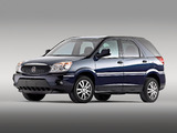 Buick Rendezvous Ultra 2004–07 photos