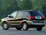 Buick Rendezvous 2004–07 pictures