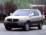 Images of Buick Rendezvous 2001–03