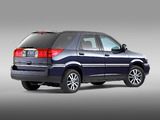 Images of Buick Rendezvous Ultra 2004–07
