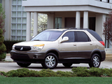 Photos of Buick Rendezvous 2001–03
