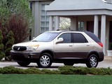 Pictures of Buick Rendezvous 2001–03