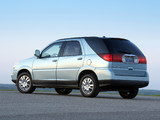 Pictures of Buick Rendezvous 2004–07