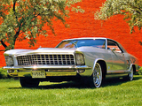 Buick Riviera Silver Arrow Concept Car 1963 images