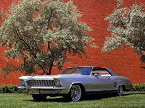 Buick Riviera Silver Arrow Concept 1963 wallpapers