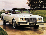 Buick Riviera Convertible 1982–85 photos