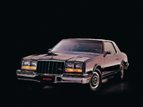 Images of Buick Riviera T-Type Coupe 1983