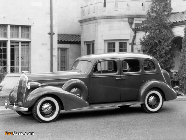Buick Roadmaster (80) 1936 pictures (640 x 480)
