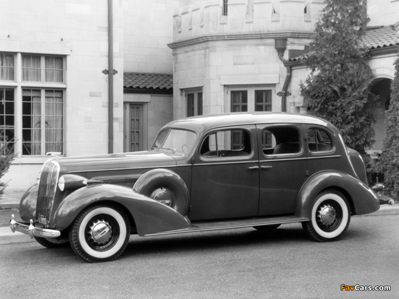 Buick Roadmaster (80) 1936 pictures (800 x 600)