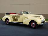 Buick Roadmaster Sport Phaeton Plain Back Indy 500 Pace Car (80C) 1939 images