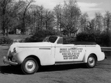 Buick Roadmaster Sport Phaeton Trunk Back Indy 500 Pace Car (81C) 1939 images