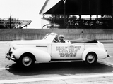Buick Roadmaster Sport Phaeton Trunk Back Indy 500 Pace Car (81C) 1939 pictures