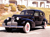 Buick Roadmaster Formal Sedan (81F) 1939 wallpapers