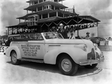 Buick Roadmaster Sport Phaeton Trunk Back Indy 500 Pace Car (81C) 1939 wallpapers