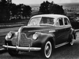 Buick Roadmaster Sedan (71) 1940 images