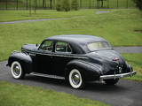 Buick Roadmaster Sedan (71) 1940 wallpapers