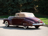 Buick Roadmaster Convertible 1941 images