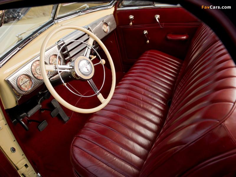 Buick Roadmaster Convertible 1941 photos (800 x 600)