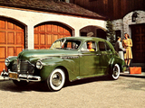 Buick Roadmaster Touring Sedan (71) 1941 pictures