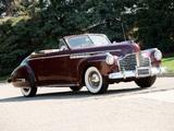 Buick Roadmaster Convertible 1941 wallpapers