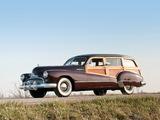 Buick Roadmaster Estate Wagon (79) 1947 wallpapers