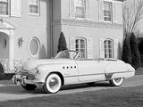 Buick Roadmaster Convertible (76C) 1949 images